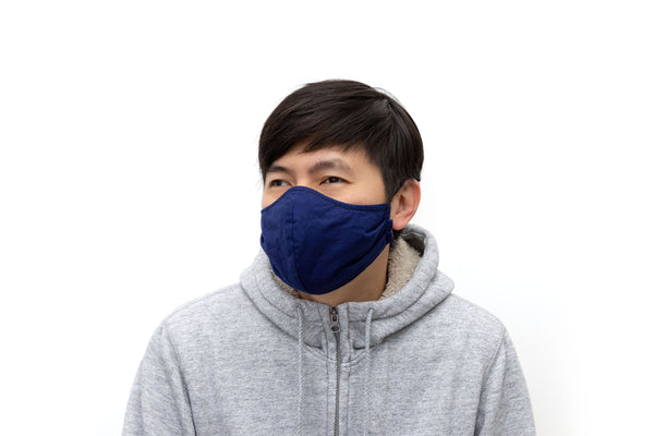 Face Mask - Navy