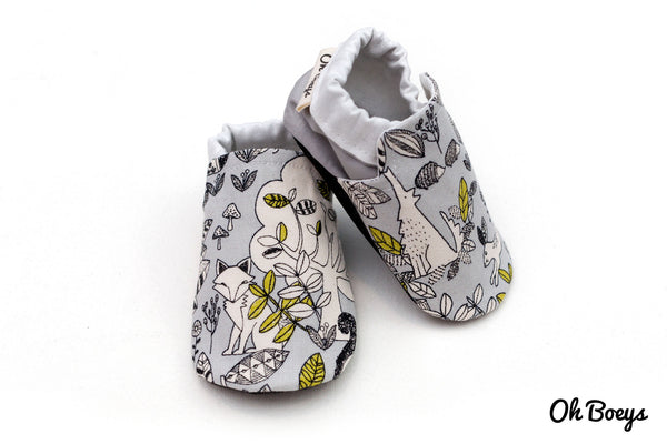 Forest Critters Shoes