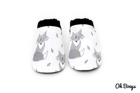 Mono Fox Shoes