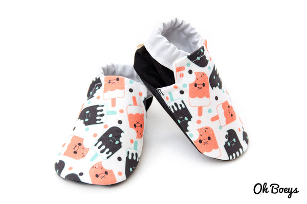 Popsicle Shoes