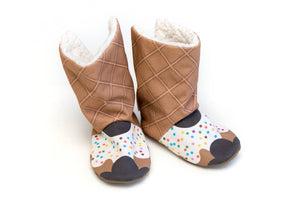 Donut Winter Boots