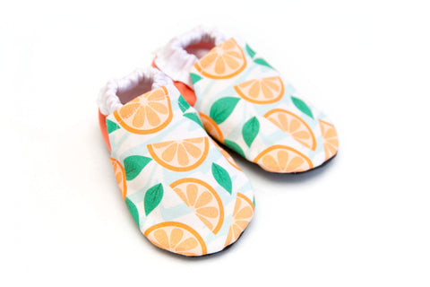 Orange slices Shoes