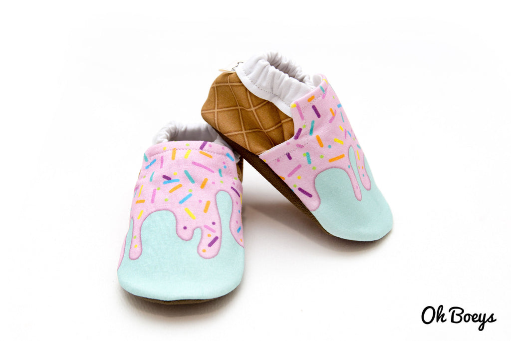 3bc359df2f Strawberry Ice Cream Shoes · Strawberry Ice Cream Shoes ...