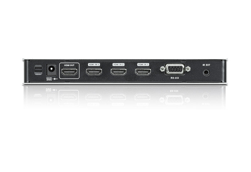 4-Port 4K HDMI Switch - VS481B