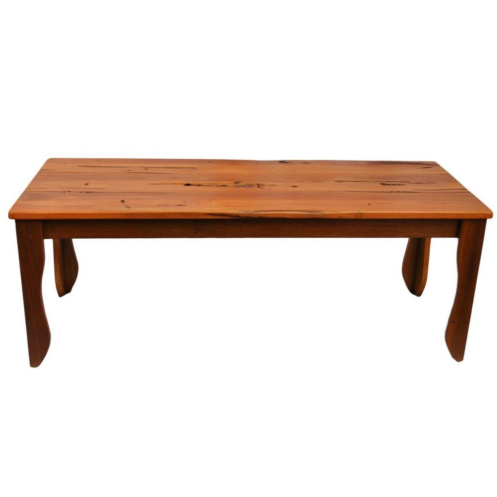 Coffee Table Made With Beautiful Feature Grade Timber