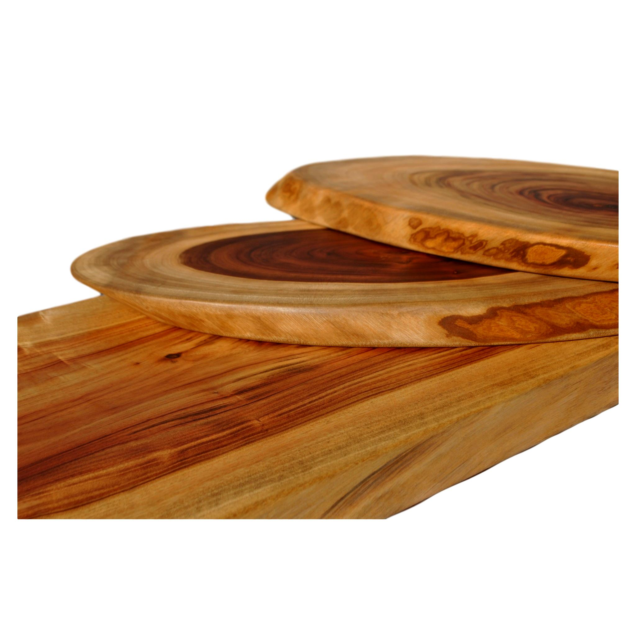 extra large wooden chopping boards natural shape handmade in australia
