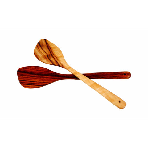 camphor laurel wooden cooking spoons australian made handcrafted sustainable gift eco friendly