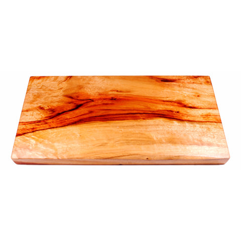 Large chopping board benchtop counter top extra huge massive cutting block bread board camphor laurel wooden timber leave on table wipe clean centrepiece