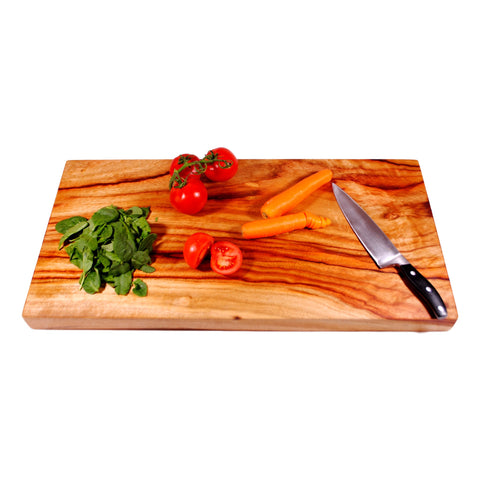 butcher block thick large