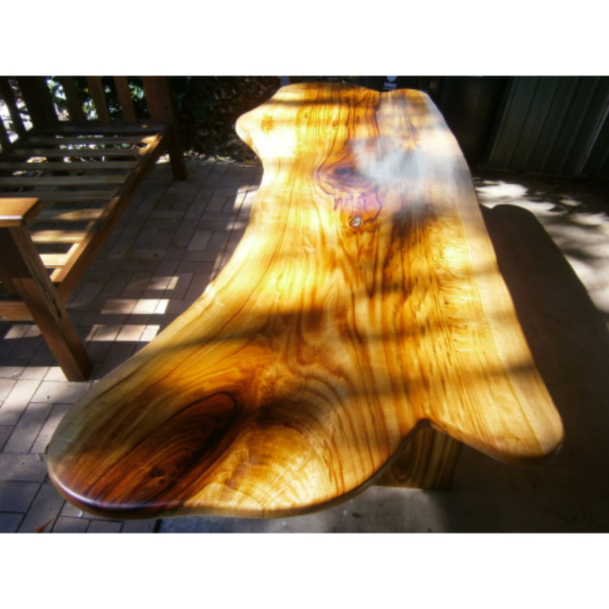Camphor Laurel Dining Table