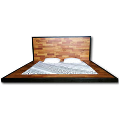 New Design - Floating Timber Bed