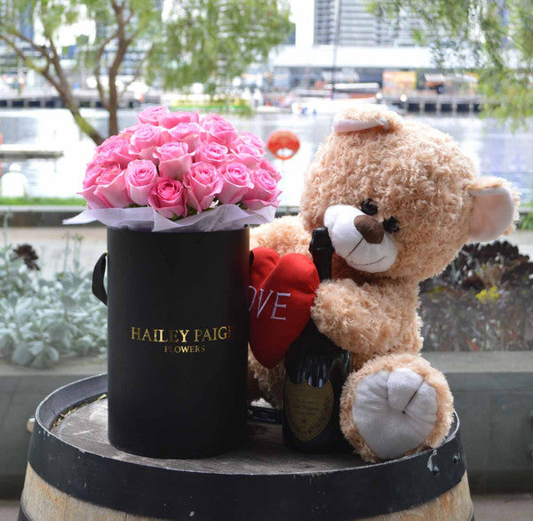Melbourne Rose Delivery