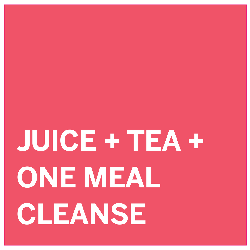 Juice and OMAD Cleanse