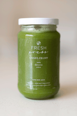 Onsies Celery Cold Press Juice - Fresh Press