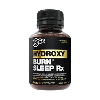BSC Body Science Burn Sleep RX 60T