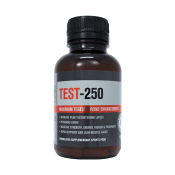 JD Nutraceuticals Test-250 90caps