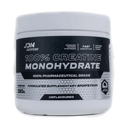 JD Nutraceuticals 100% Creatine Monohydrate 50srv