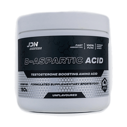 JD Nutraceuticals D-Aspartic Acid 50srv