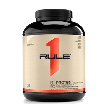 Rule1 R1 Protein Natural 5lb