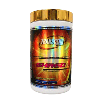 Transcend Supplements ShredX-10 45srv