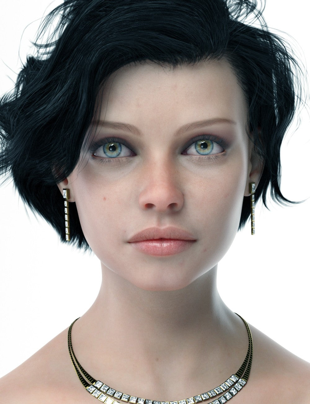 Catriona HD for Genesis 8 Female