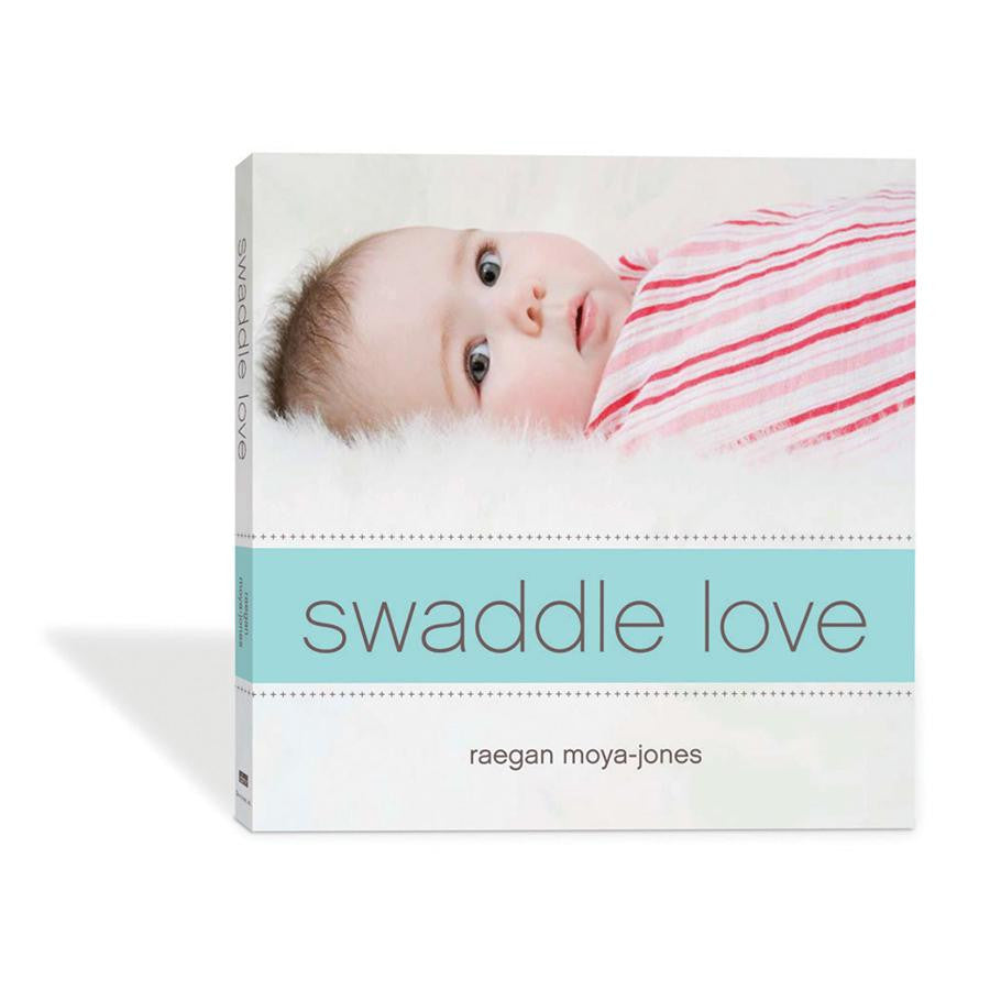 Aden & Anais swaddle love book - Lila & Huxley