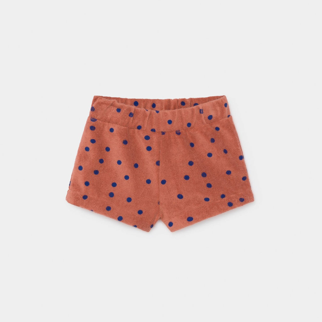 Bobo Choses Bobo Choses | Baby Terry Towel Shorts - Dots - Lila & Huxley