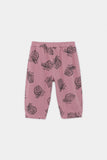 Bobo Choses Bobo Choses | Baby Jersey Trousers - All Over Pineapples - Lila & Huxley