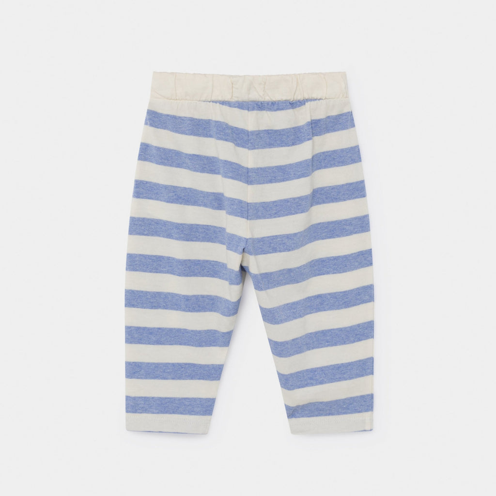 Bobo Choses Baby Jersey Trousers - B.C Stripped - Lila & Huxley
