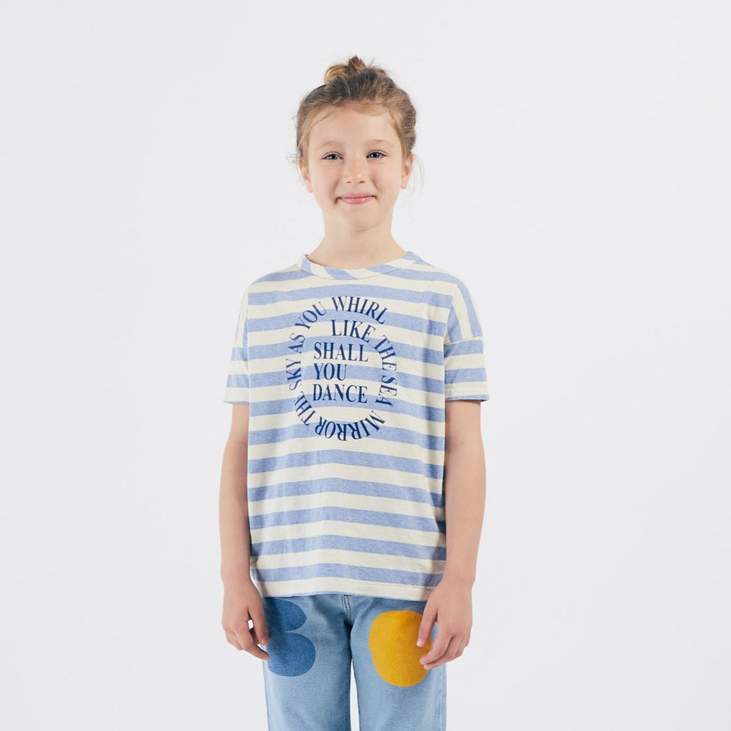 Bobo Choses Bobo Choses | SS T-Shirt Shall You Dance - Lila & Huxley