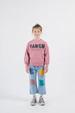 Bobo Choses Bobo Choses | Flared Denim Pants - Lila & Huxley