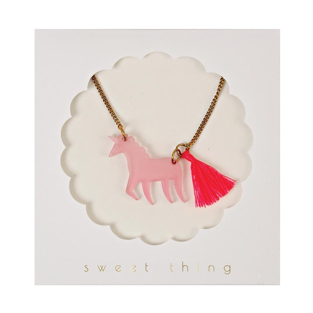 Necklace - Unicorn