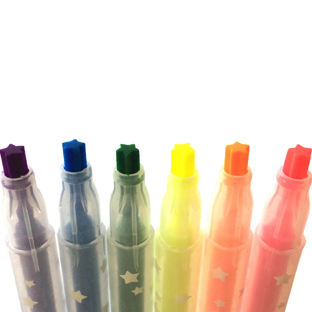 Scented Star Markers - CDU/12