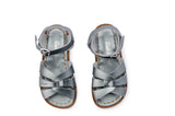 Salt Water Sandals Original Pewter