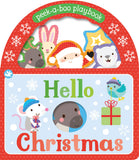 Hello Christmas Board Book