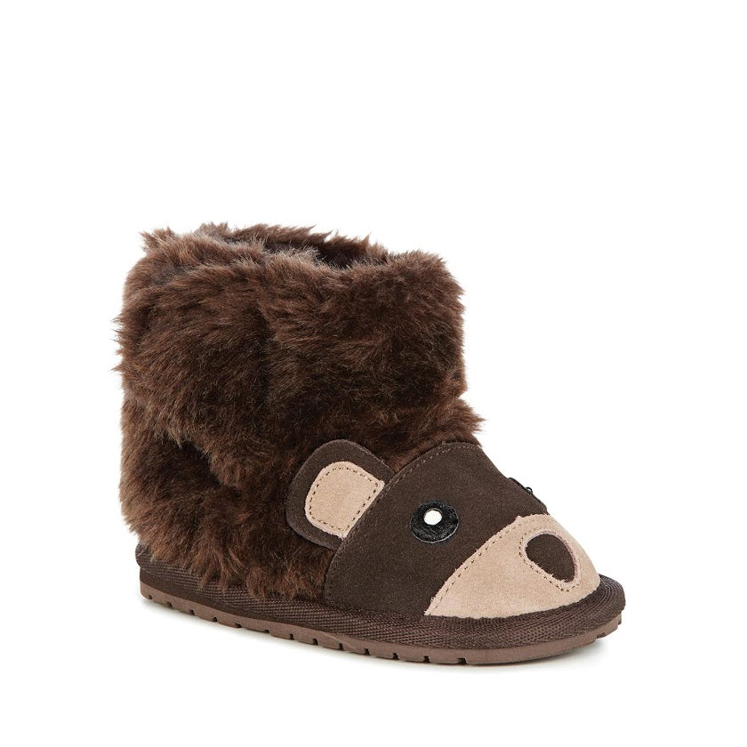 Emu Australia Bear Walker Boot Chocolate - Lila & Huxley
