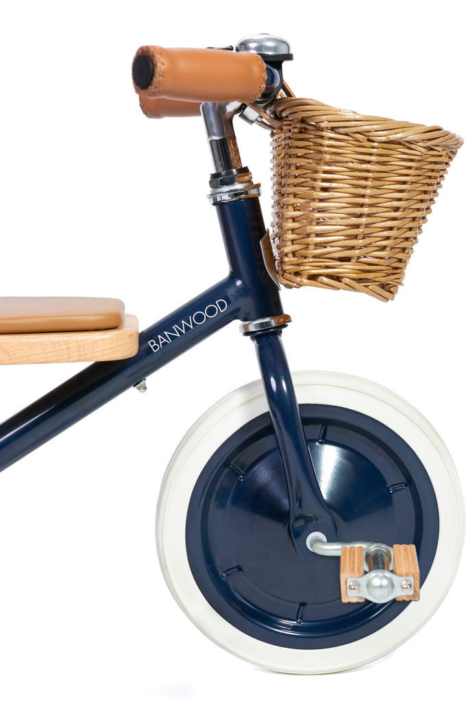 Banwood BANWOOD TRIKE NAVY BLUE - Lila & Huxley