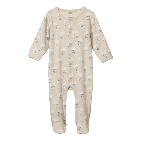 LAST ONE 2-3Y | Lacy Dress Daisy Sky