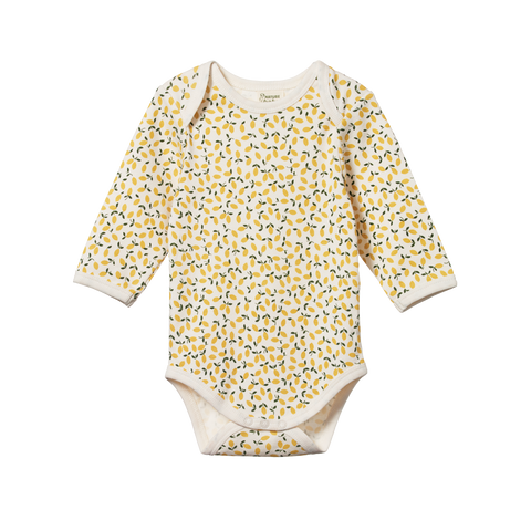 Stretch & Grow Nature Baby Print