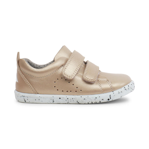 SU Grass Court Casual Shoe Gold