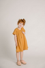 Clover Toddlers Dress Gold