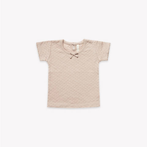 Round Neck Shirt ­- Bitter Sweet