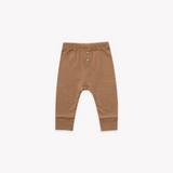 Quincy Mae - Pointelle Pyjama Pant Copper - Lila & Huxley