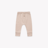 Quincy Mae - Pointelle Pyjama Pant Rose - Lila & Huxley