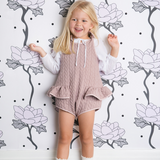 Pudding and Pie Playsuit