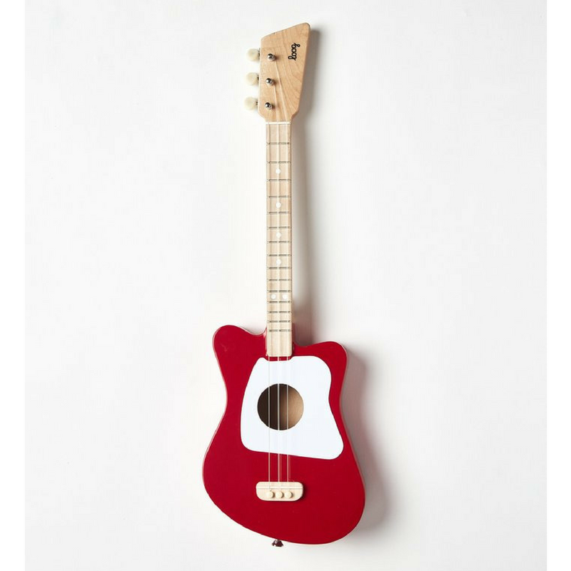 Loog Mini Guitar Red