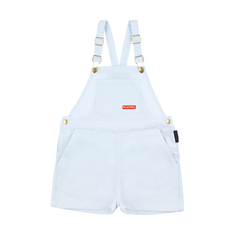 Check Short Off White/Canary