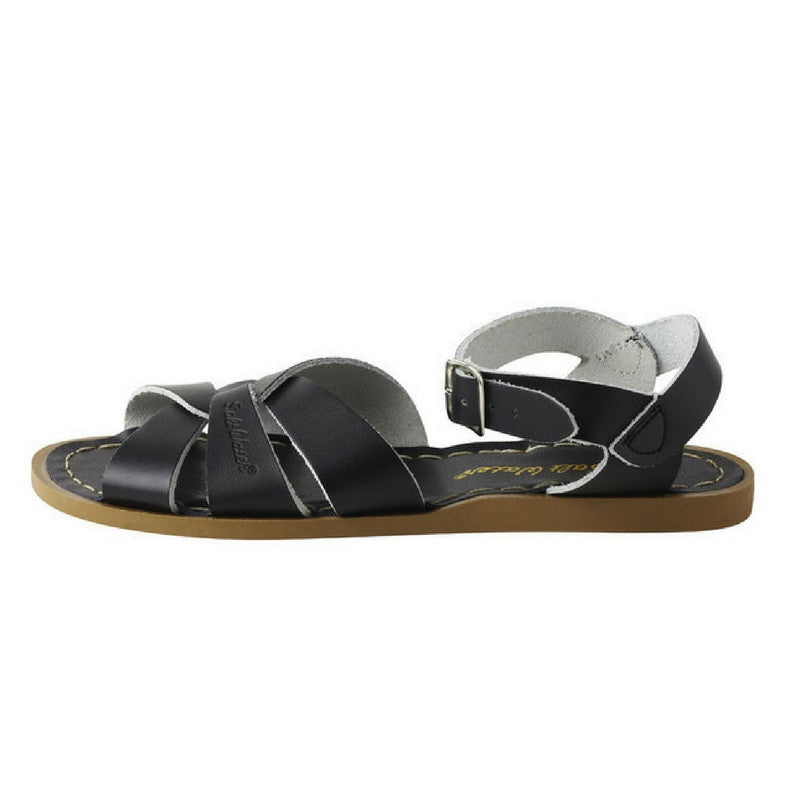 Salt Water Salt Water Sandals Original Black - Lila & Huxley