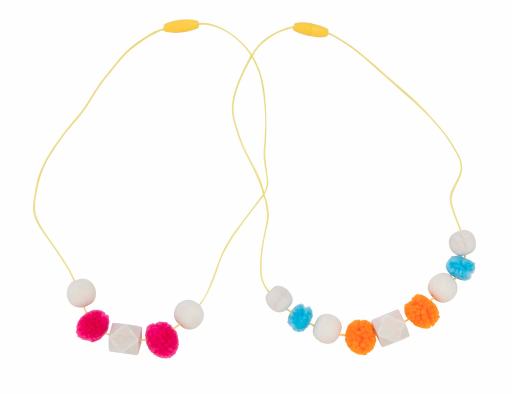 Jewellery Design Kit - Pom Pom & Beads