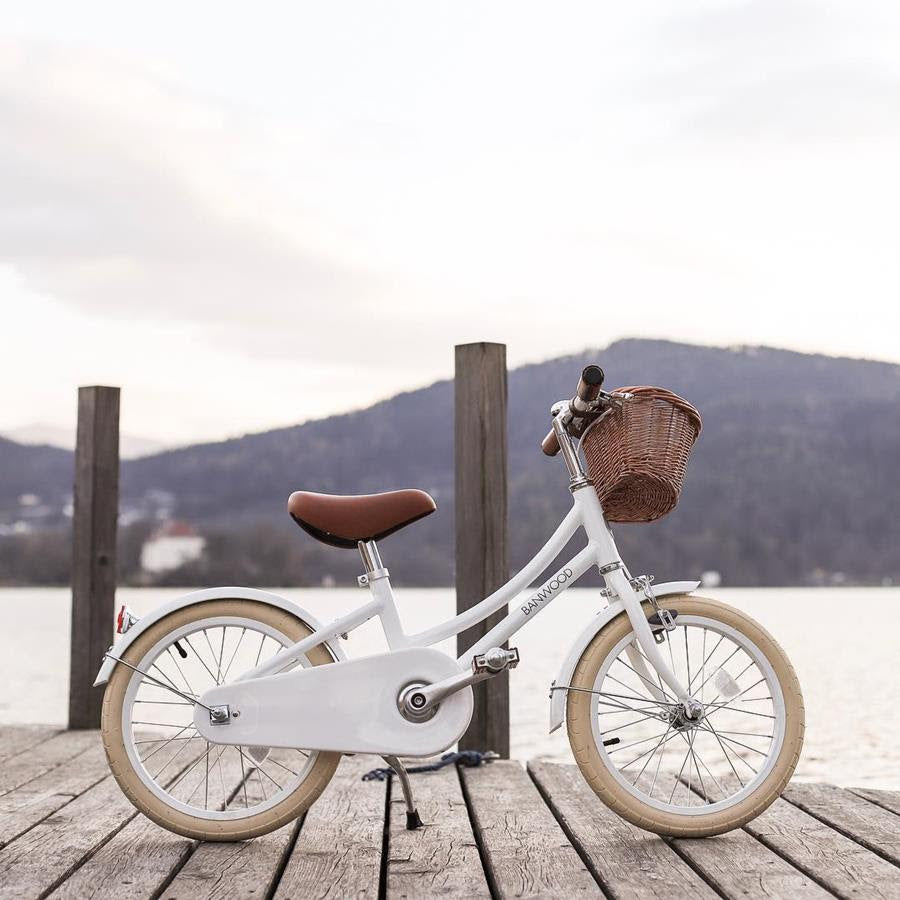 Banwood Banwood Classic Bicycle White - Lila & Huxley